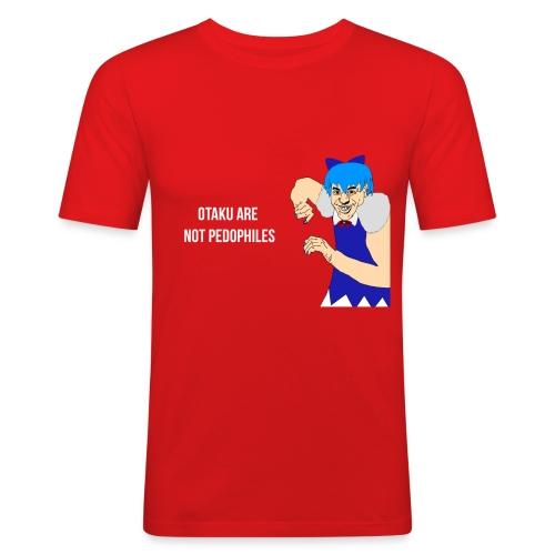 Sans titre 1 - T-shirt près du corps Homme