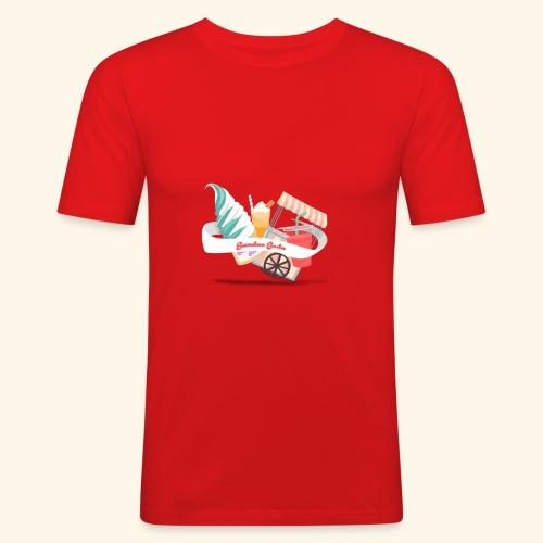 Sundae Soda - Camiseta ajustada hombre
