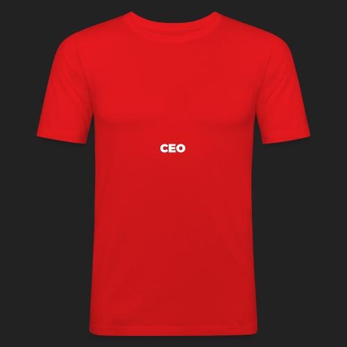 CEO - Männer Slim Fit T-Shirt