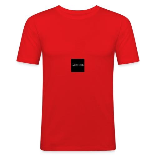 Nzero Limits - Men's Slim Fit T-Shirt