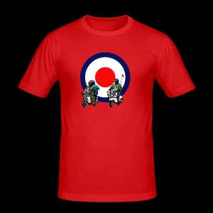 Mods - Men's Slim Fit T-Shirt