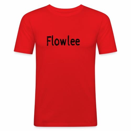 Flowlee - Slim Fit T-shirt herr