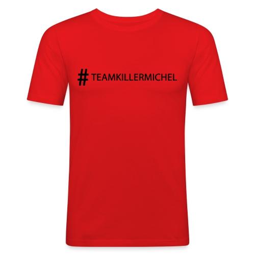 killermichel - Männer Slim Fit T-Shirt