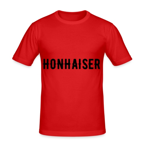 Honhaiser - Männer Slim Fit T-Shirt