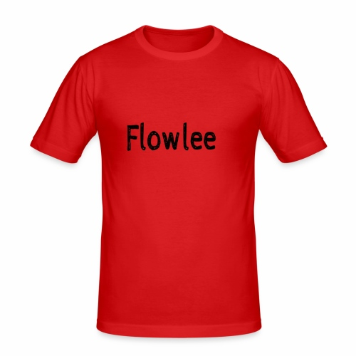Flowlee - Slim Fit T-shirt herr