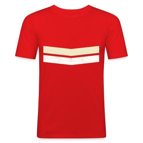 Franjas - Cool - Camiseta ajustada hombre