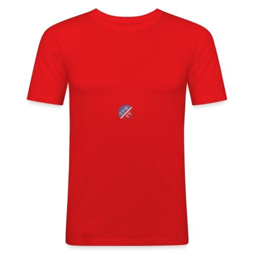 The Official TPG Cap - Men's Slim Fit T-Shirt