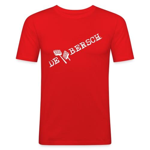 De Bersch - Männer Slim Fit T-Shirt