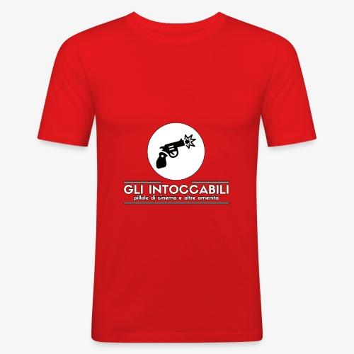 T Shirt - Gli Intoccabili - Maglietta aderente da uomo
