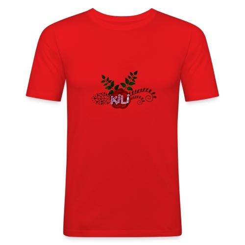 Kili - Männer Slim Fit T-Shirt