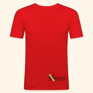 Expedition Altitud - Slim Fit T-shirt herr
