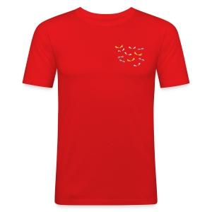 fendi création - Tee shirt près du corps Homme