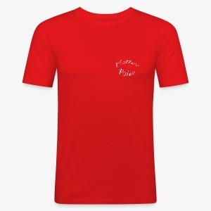 Matteo Paier - Männer Slim Fit T-Shirt