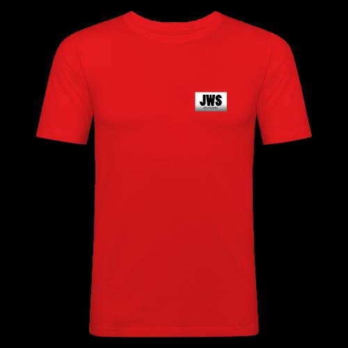 JWS - Men's Slim Fit T-Shirt