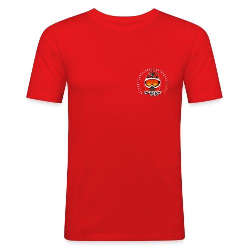 RedFox - T-shirt près du corps Homme