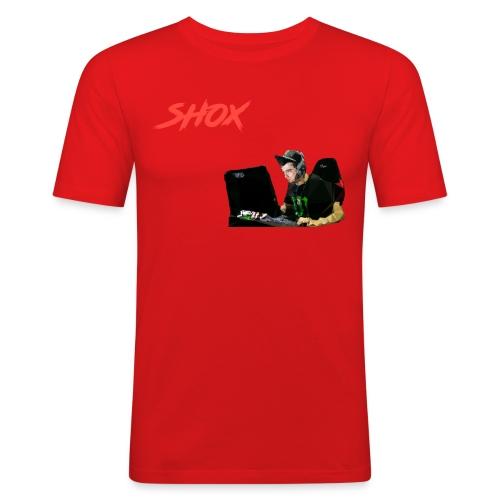 G2.SHOX #1 - T-shirt près du corps Homme