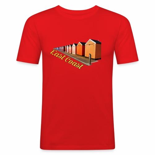 East coast - Männer Slim Fit T-Shirt
