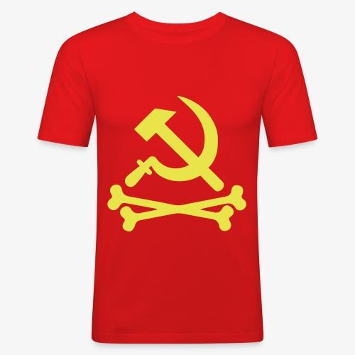 Hammer, Sejl & Knogler - Herre Slim Fit T-Shirt