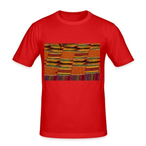 Kumasi Damer - Slim Fit T-shirt herr