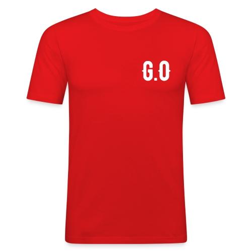 IMG 2007 - Men's Slim Fit T-Shirt
