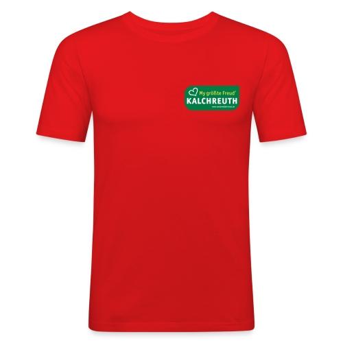 My größte Freud' – Kalchreuth - Männer Slim Fit T-Shirt