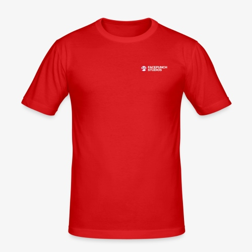 Facepunch - Men's Slim Fit T-Shirt