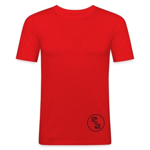 Vape Coil - Männer Slim Fit T-Shirt