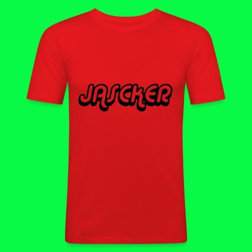 Jasckermerch1 - Men's Slim Fit T-Shirt