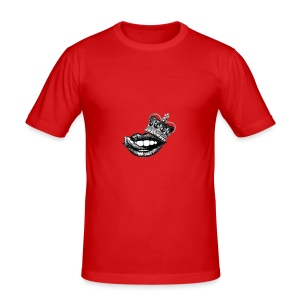 Fashion Lips T-Shirt - Maglietta aderente da uomo