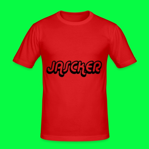 Jasckermerch1 - Men's Slim Fit T-Shirt