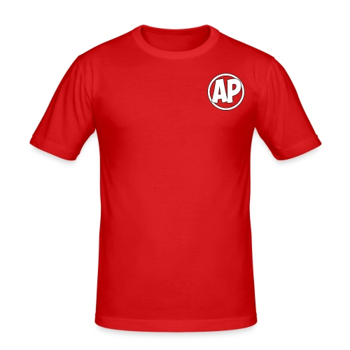 Airplayz logo - slim fit T-shirt