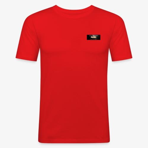 Confidenciality - T-shirt près du corps Homme