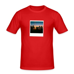 POLAROID 1 - Men's Slim Fit T-Shirt