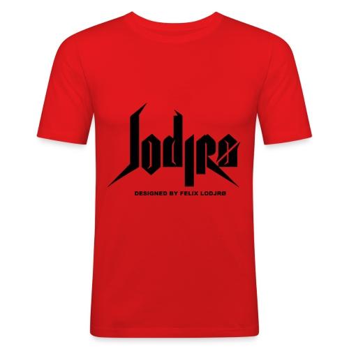 Lodjrø (Designed by Félix Lodjrø) - T-shirt près du corps Homme