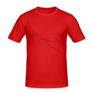 Premium Kollektion - Männer Slim Fit T-Shirt