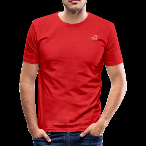 Hasenbraten - Männer Slim Fit T-Shirt