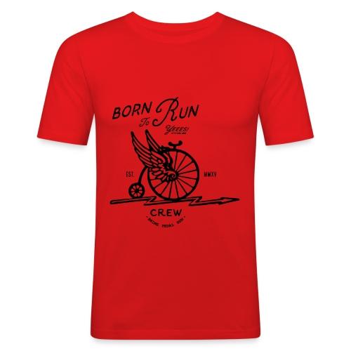BORN_TO_RUN_1G - Camiseta ajustada hombre