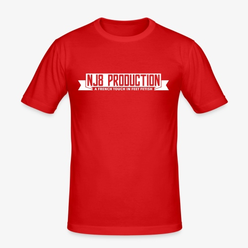 NJ8 Prod - Tee shirt près du corps Homme
