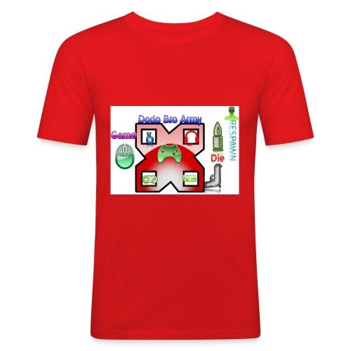 dodo logo - Men's Slim Fit T-Shirt