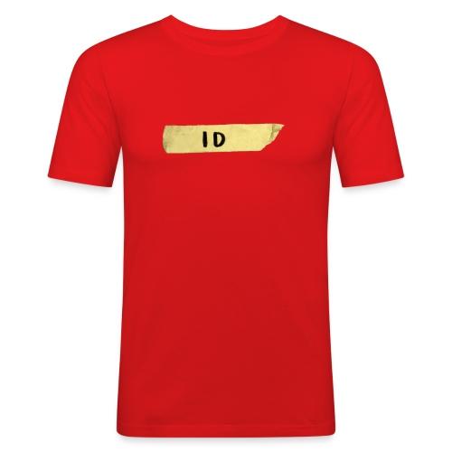 Tejp ID - Slim Fit T-shirt herr