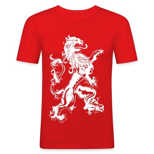 NL Leeuw Koningsdag Rechts - slim fit T-shirt