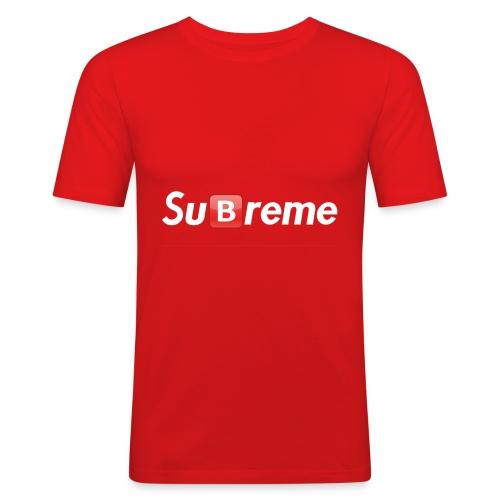 Subreme - Men's Slim Fit T-Shirt