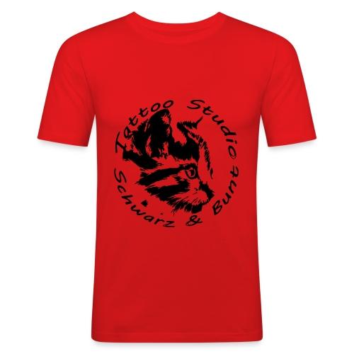 mietze33 - Männer Slim Fit T-Shirt
