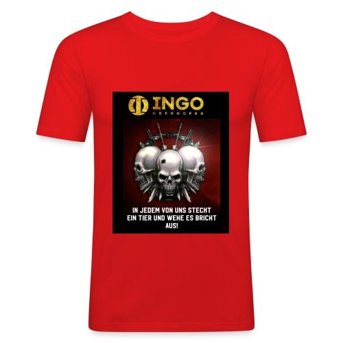 IMG 7247 - Männer Slim Fit T-Shirt