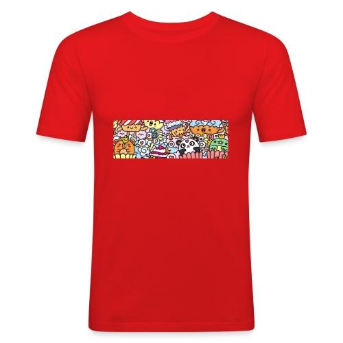 IMG_20160514_222615 - Camiseta ajustada hombre