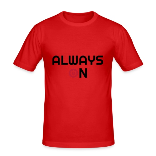 Always On - slim fit T-shirt