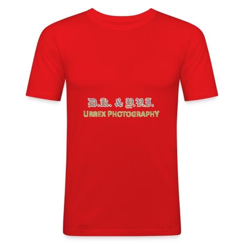 Urbex Photography - Männer Slim Fit T-Shirt