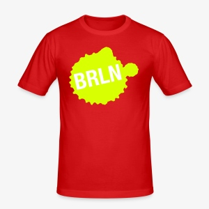 Andenken an Berlin - Männer Slim Fit T-Shirt