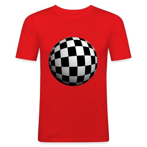 bola 3d - Men's Slim Fit T-Shirt