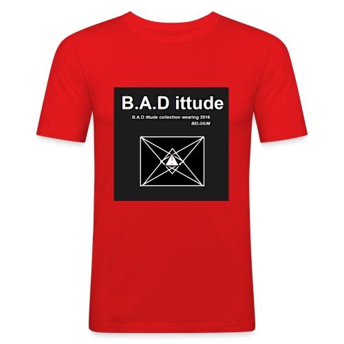 B.A.D ittude - slim fit T-shirt